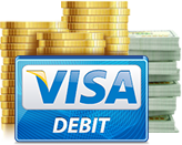 Visa Debit icon