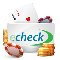 eCheck Online Blackjack Deposits