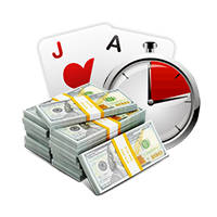 Fast online blackjack payouts