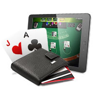 Play Blackjack on your iPad