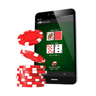 Smartphone Blackjack