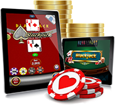 Online blackjack variations icon