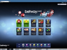 Betway Games Lobby