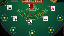 Multi Hand Atlantic City Blackjack