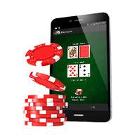 Smartphone Blackjack